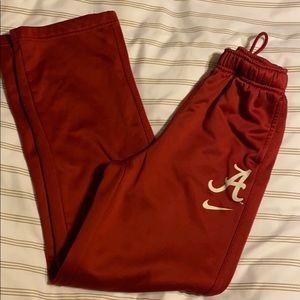 Nike Alabama sweatpants